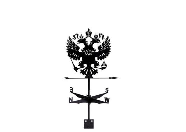 Флюгер BORGE «Герб РФ»