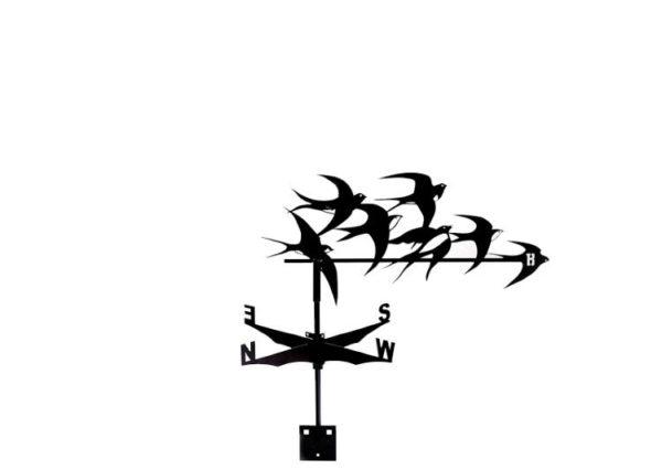 Флюгер BORGE «Ласточки»