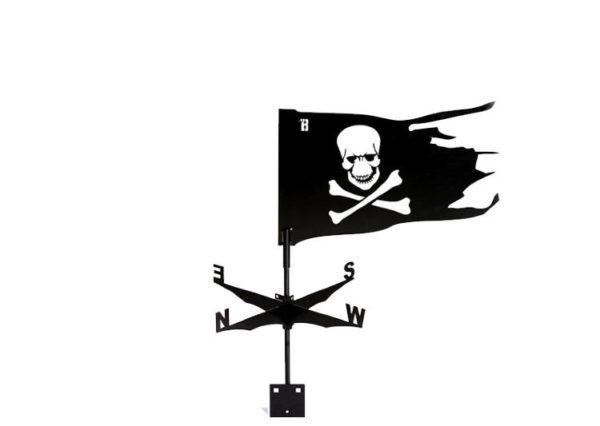 Флюгер BORGE «Пиратский флаг»