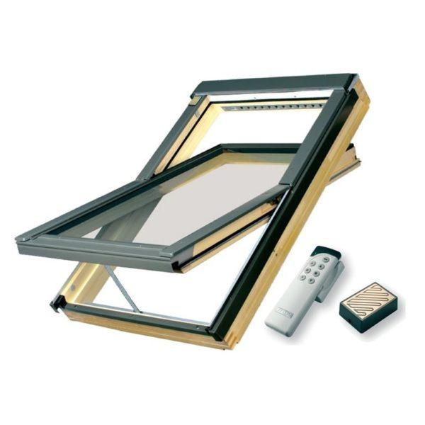 Мансардное окно FAKRO LUX FTP-V U3 Z-Wave