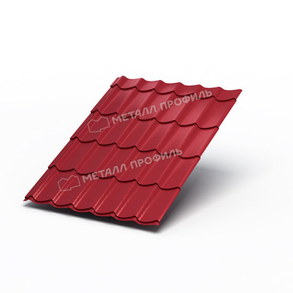 Металлочерепица Ламонтерра Colorcoat Prisma PUR50