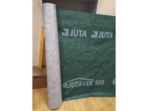 3-х слойная Супердиффузионная мембрана Ютавек 100 Green