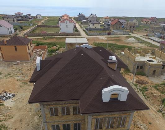 Гибкая черепица RoofShield Классик Модерн